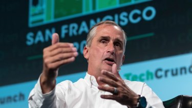 Former Intel chief Brian Krzanich surrendered equity awards worth tens of millions of dollars and received no severance after losing his job for having a consensual relationship with an employee.
