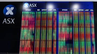 The ASX has fluctuated today.