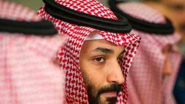 Saudi Crown Prince Mohammed bin Salman is believed to be responsible for journalist Jamal Khashoggi's murder.
