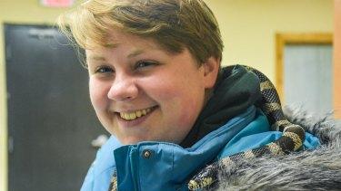 Alexandra Black, 22, was killed by a lion at a North Carolina zoo.