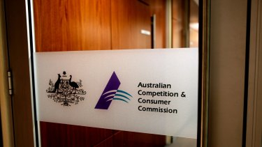 The Australian Competition and Consumer Commission has delayed the start of open banking.
