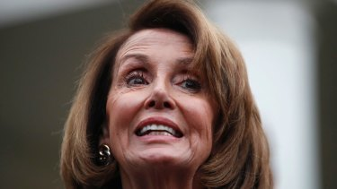 Nancy Pelosi's political skills and parenting instincts are being put to their greatest test.