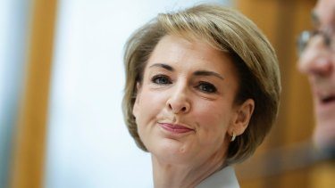 Small business minister Michaelia Cash has asked the ombudsman for more information on payment times.