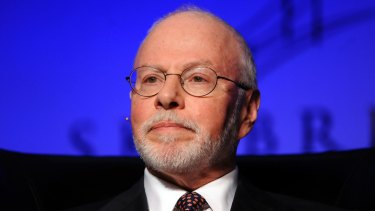 Paul Singer's hedge fund Elliott Management has emerged as a investor in Twitter.