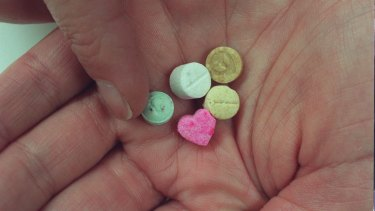 More than 100 people took part in the first pill-testing trial in Canberra/