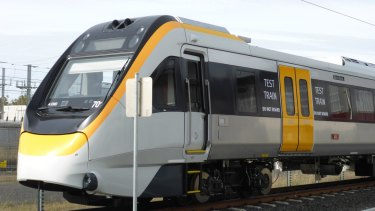 There were 75 NGR trains ordered as part of a $4.4 billion project.