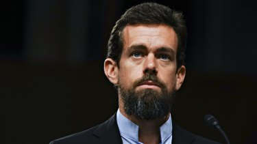 Jack Dorsey, co-founder and chief executive of Twitter.