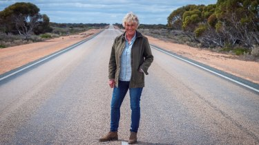 Heather Ewart celebrates tales of hidden humanity, this time tripping around the Nullarbor.