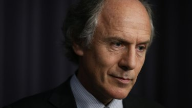 Australia's Chief Scientist Alan Finkel led the development of our national hydrogen strategy.
