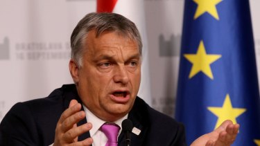 Hungarian Prime Minister Viktor Orban has been particularly ruthless in attacking liberal philosophy - the opposite of the nationalist views he celebrates.