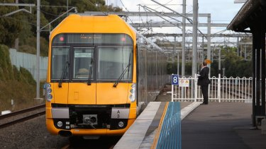 The proposed changes to the existing railway west of Bankstown will be 'complex' to introduce.
