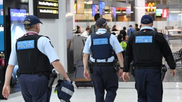 There will be boosted security at Australian airports.