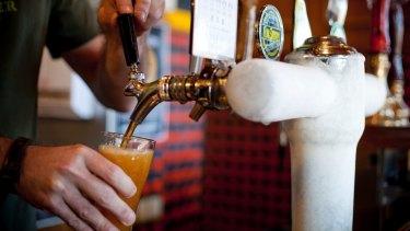 The laws create a new artisan liquor licence.