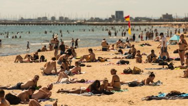 The author had her drink spiked at a daytime festival in St Kilda.