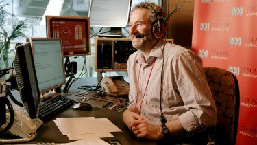 The ABC's John Faine has announced he is stepping away from the microphone.