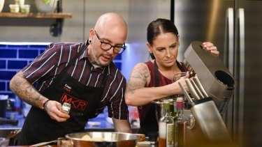 My Kitchen Rules is one of a number of programs Seven ran during the period.