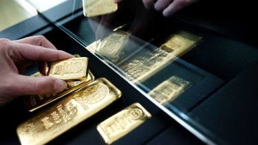 Analysts are expecting the gold price to keep rising.