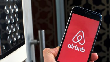 Silicon Valley darling Airbnb's latest fundraising last week came at a valuation of $US18 billion, compared to $US31 billion in 2017.