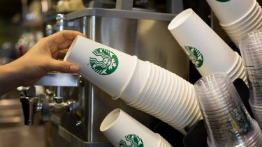 "Starbucks said that it would pause spending on all social media platforms while it carries out talks internally, with media partners and civil rights groups ""in the effort to stop the spread of hate speech."""