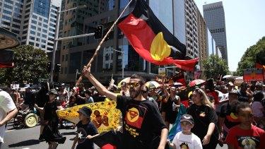 Australia's attitudes towards Australia Day is starting to change.