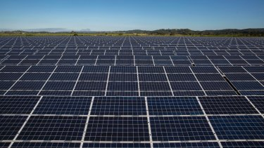 The company was a solar farm specialist.