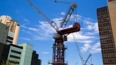 Grocon has been riding the building boom in Australia but concerns remain it may have over-extended itself.