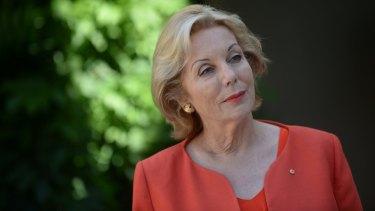 ABC chairwoman Ita Buttrose.