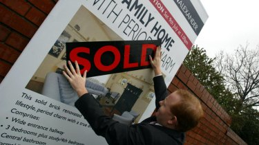Growing house prices could pose a risk to the financial system if home buyers become too over-indebted.