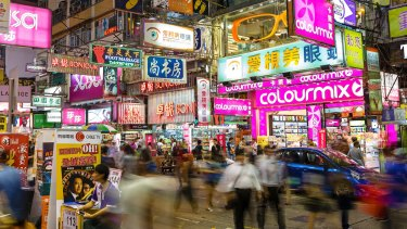 By 2030 around two-thirds of the world's middle class consumers will reside in Asia.