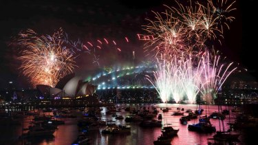 A petition started six weeks ago was calling for the Sydney's New Year's Eve fireworks. to be cancelled.