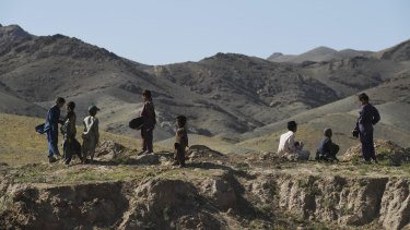 The Taliban's resurgence in Afghanistan following the withdrawal of US forces poses a danger to civilians.