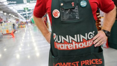 Bunnings has vowed to repay staff within four to six weeks.