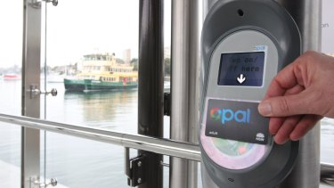 The Coalition has pledged to cut the cap on weekly Opal fares from $63.20 to $50.