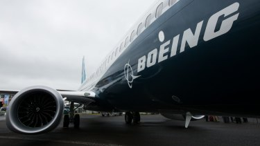 Boeing's value has been decimated after being hit by the twin 737 Max tragedies and the coronavirus pandemic,
