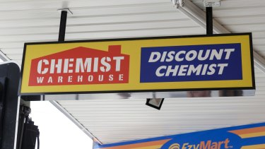 Chemist Warehouse wants the freedom to offer bigger discounts.