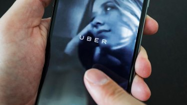 Uber says gaming the app is rare.