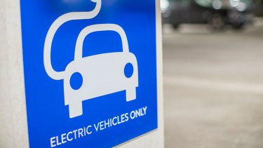 Coming in a big way: Labor wants half of new cars sales to be electric by 2030.
