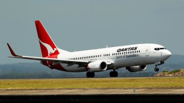 Qantas' cancellation rate on Sydney-Melbourne has doubled over the past two years.