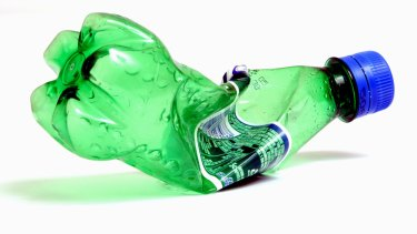 The oil price shock couldn't have come at a worse time for recycled plastic.