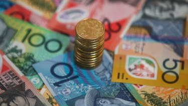 BlackRock is tipping the Australian dollar to fall to a 10-year low by the end of next year.