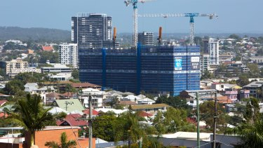 Apartment buildings and townhouses will be banned in low density suburbs of Brisbane.