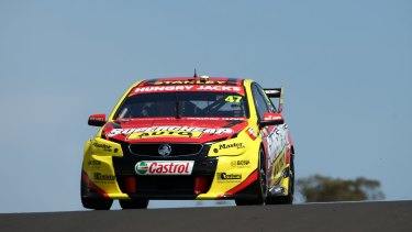 Is it time to bring back the V8s to the streets of Canberra?