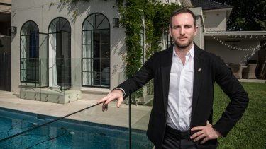 Airbnb co-founder Joe Gebbia.
