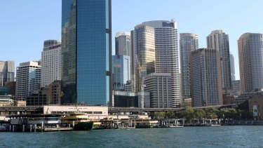 Plans are on the table for Circular Quay, but the public don't know the details.