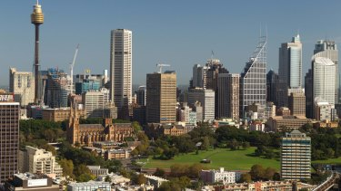 Demand for office space is building from the Hayne report.