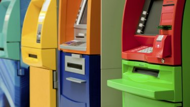 ATM withdrawals slow, pointing to a slowdown in the use of cash for everyday purchases.