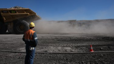 Jack Gerdes died on Sunday and David Routledge was killed on June 26 in central Queensland mines. (File image)
