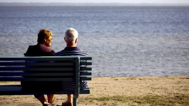 People nearing retirement are advised to seek financial advice.