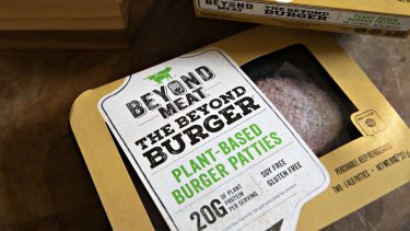 Beyond Meat shares plummeted as investors were allowed to exit the stock for the first time after a lock-up period.