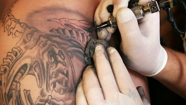 There are fears some tattoo inks might be carcinogenic.
